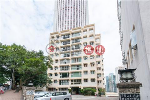 3房2廁,可養寵物,連車位《富士屋出租單位》 富士屋(Fujiya Mansion)出租樓盤 (OKAY-R32195)_0