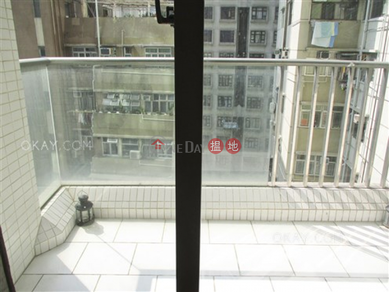 Unique 1 bedroom with balcony | For Sale, One Pacific Heights 盈峰一號 Sales Listings | Western District (OKAY-S72947)