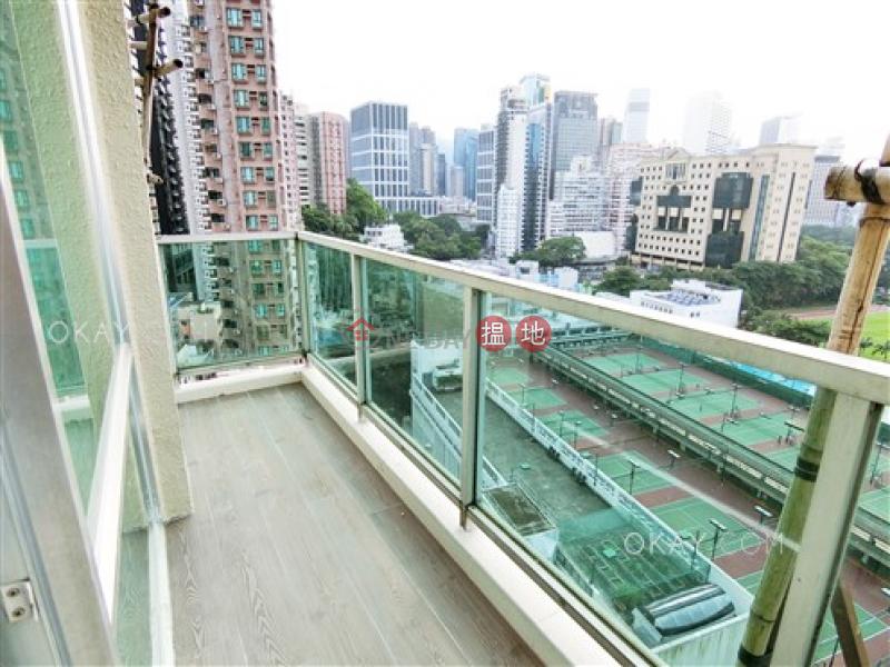 香港搵樓|租樓|二手盤|買樓| 搵地 | 住宅出租樓盤|1房1廁,極高層,露台明新大廈出租單位