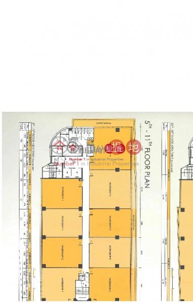 匯城集團中心|葵青匯城集團大廈(Reason Group Tower)出租樓盤 (pyyeu-01830)