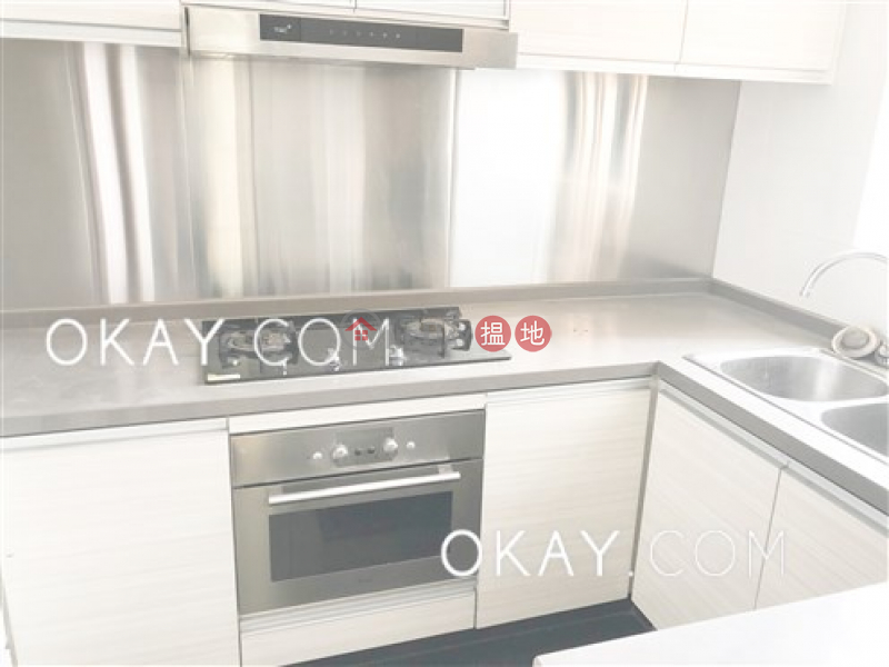 Property Search Hong Kong | OneDay | Residential Rental Listings | Rare 3 bedroom on high floor with sea views & parking | Rental