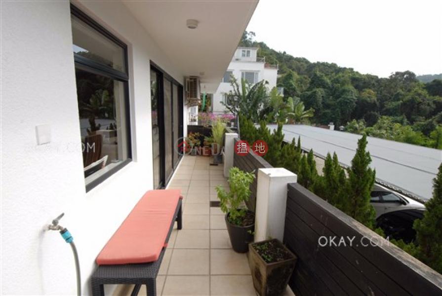HK$ 19.5M | Mau Po Village, Sai Kung | Unique house with rooftop, terrace & balcony | For Sale
