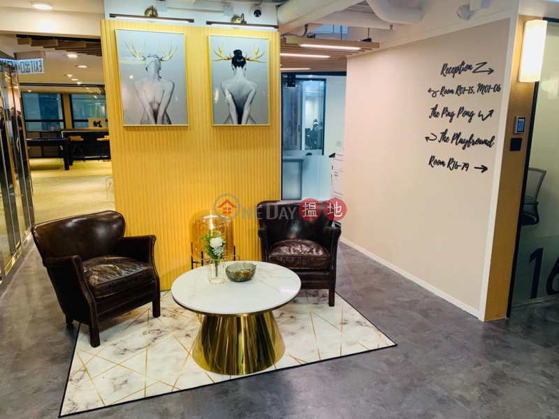 Property Search Hong Kong | OneDay | Office / Commercial Property | Rental Listings, Newly Renovated! Co Work Mau I Private Office (2 ppl) ) only $4,200 up per month!