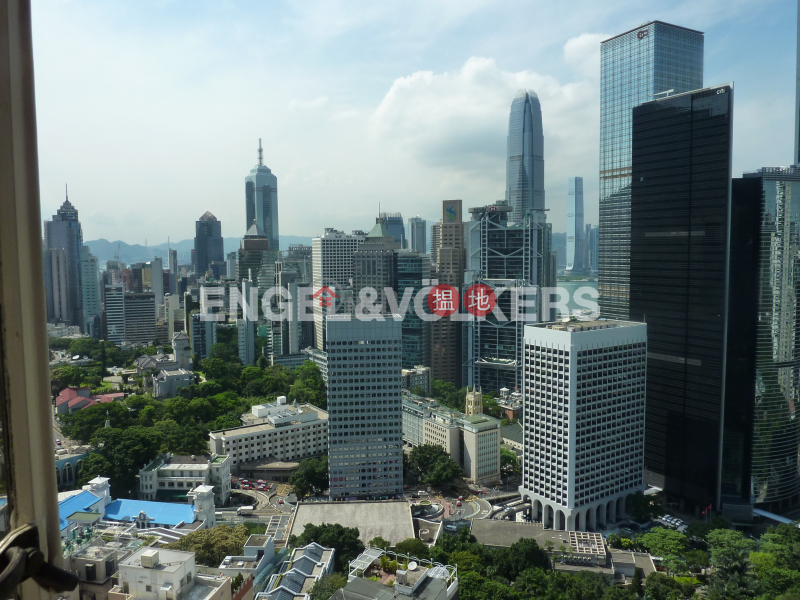 HK$ 40,000/ month St. Joan Court Central District 1 Bed Flat for Rent in Central Mid Levels