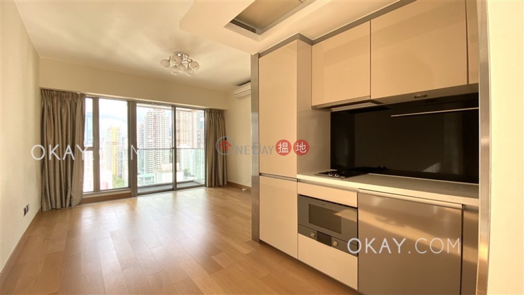 Lovely 2 bedroom on high floor with balcony | Rental | The Nova 星鑽 Rental Listings