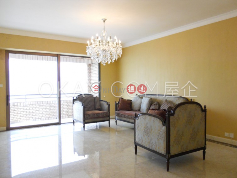 Lovely 3 bedroom on high floor with rooftop & balcony | For Sale | Parkview Terrace Hong Kong Parkview 陽明山莊 涵碧苑 Sales Listings