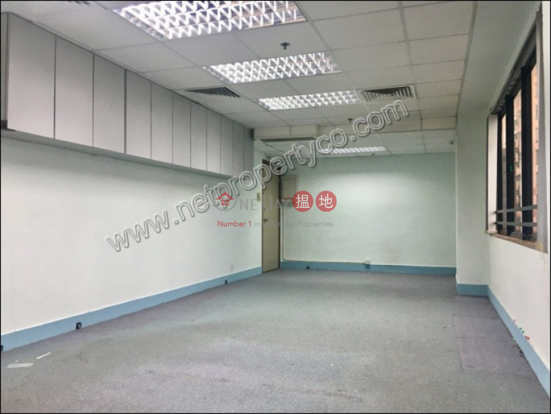 HK$ 12,222/ month Hua Fu Commercial Building | Western District | Office for Lease in Sai Ying Pun