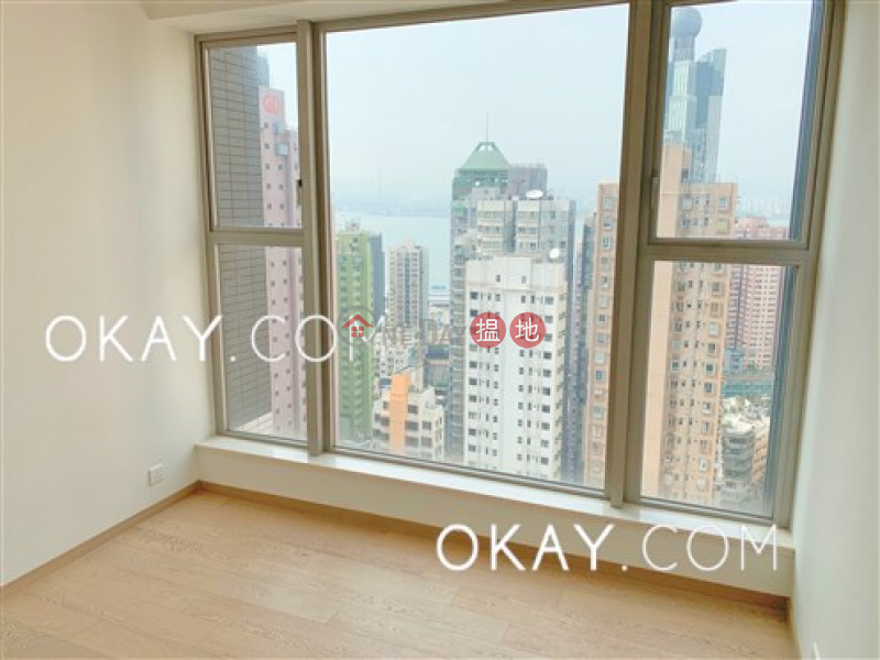 HK$ 34,000/ month   The Summa   Western District Popular 1 bedroom with balcony   Rental