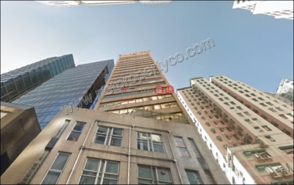 Office for Sale with Lese | 346-348 Queens Road Central | Western District | Hong Kong | Sales HK$ 4.8M