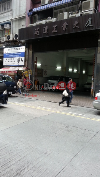 SPEEDY INDUSTRIAL BUILDING 114 How Ming Street | Kwun Tong District | Hong Kong, Rental | HK$ 25,000/ month