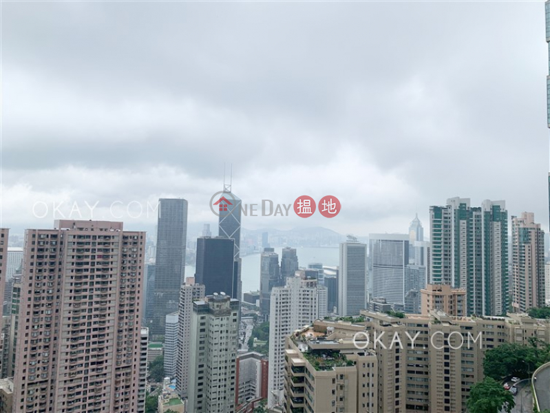 Gorgeous 3 bedroom with balcony & parking | For Sale 1 Tregunter Path | Central District Hong Kong | Sales HK$ 69M