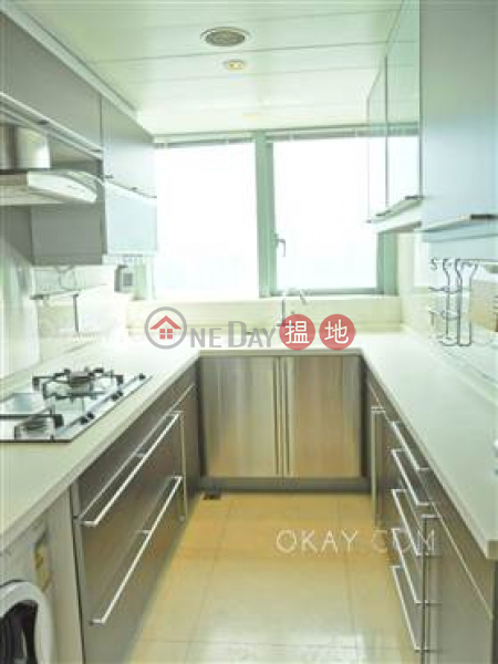 HK$ 62,000/ month The Harbourside Tower 2 | Yau Tsim Mong Luxurious 3 bed on high floor with sea views & parking | Rental
