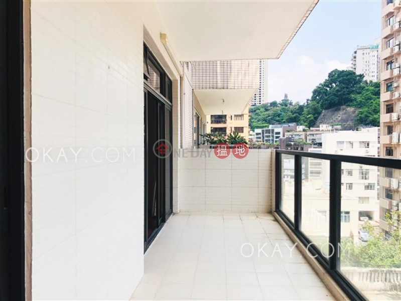 HK$ 65,000/ month Shuk Yuen Building | Wan Chai District Beautiful 3 bedroom with balcony & parking | Rental