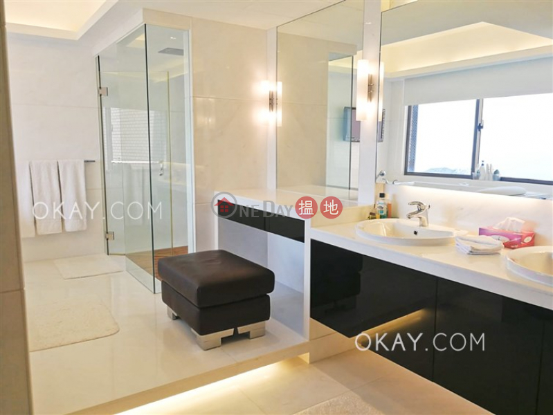 HK$ 98,000/ month | Parkview Club & Suites Hong Kong Parkview Southern District | Unique penthouse with rooftop & parking | Rental
