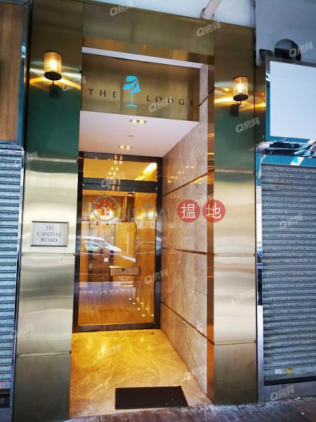 Property Search Hong Kong | OneDay | Residential, Sales Listings, The Lodge | Low Floor Flat for Sale