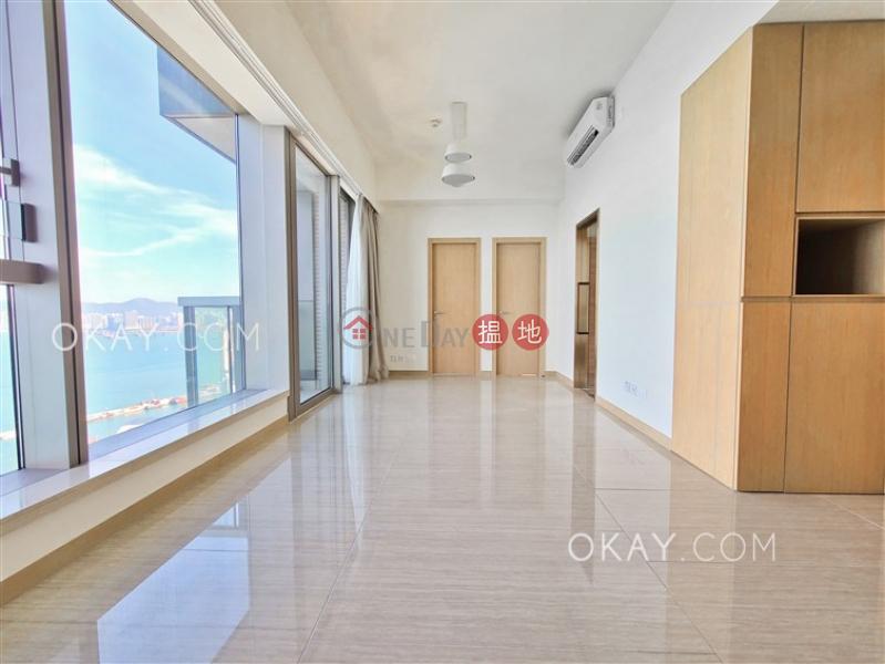 3房2廁,實用率高,極高層,海景本舍出租單位-97卑路乍街   西區香港 出租 HK$ 74,500/ 月