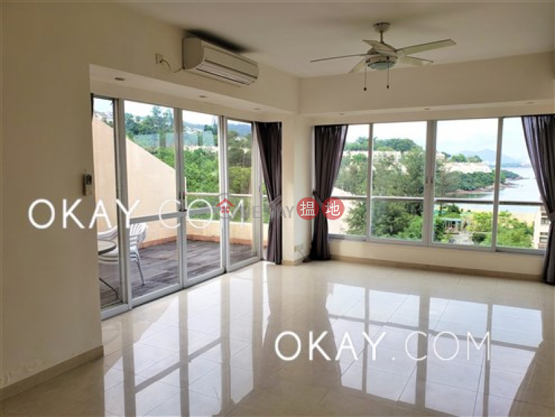 Efficient 3 bed on high floor with terrace & balcony | Rental | Phase 1 Beach Village, 31 Seabird Lane 碧濤1期海燕徑31號 Rental Listings