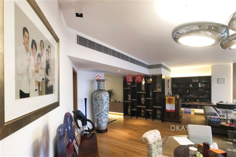 HK$ 68M | Tregunter, Central District Beautiful 3 bedroom with sea views & parking | For Sale