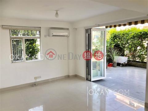 Charming house with terrace, balcony | Rental|Tai Hang Hau Village(Tai Hang Hau Village)Rental Listings (OKAY-R294200)_0