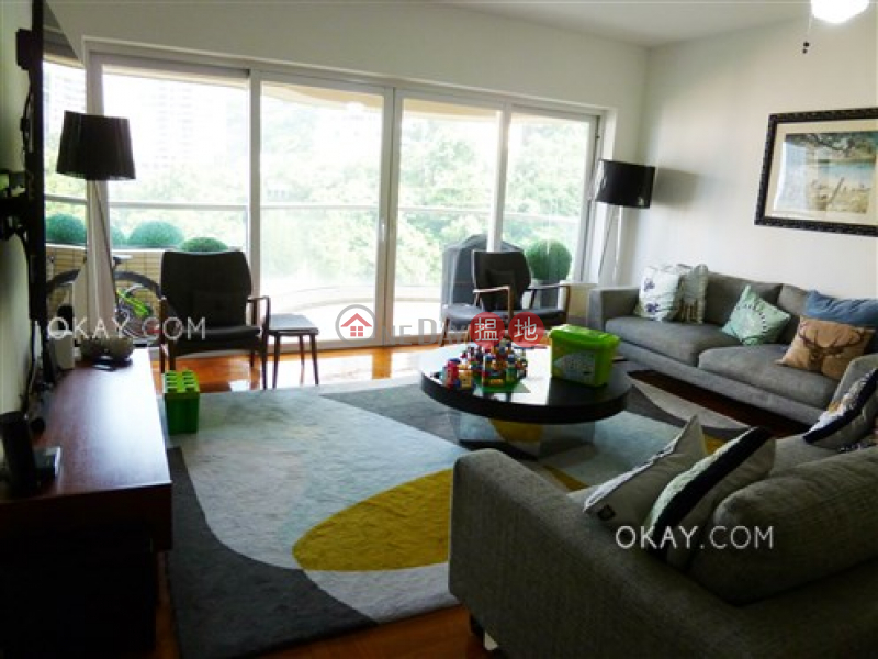 HK$ 98M | Garden Terrace Central District | Efficient 3 bedroom with balcony & parking | For Sale