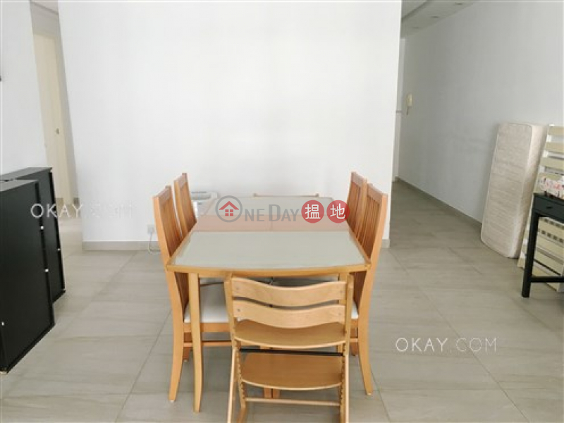 Luxurious 3 bed on high floor with balcony & parking | Rental | Best View Court 好景大廈 Rental Listings