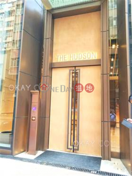 HK$ 14M | The Hudson Western District, Popular 2 bed on high floor with sea views & balcony | For Sale