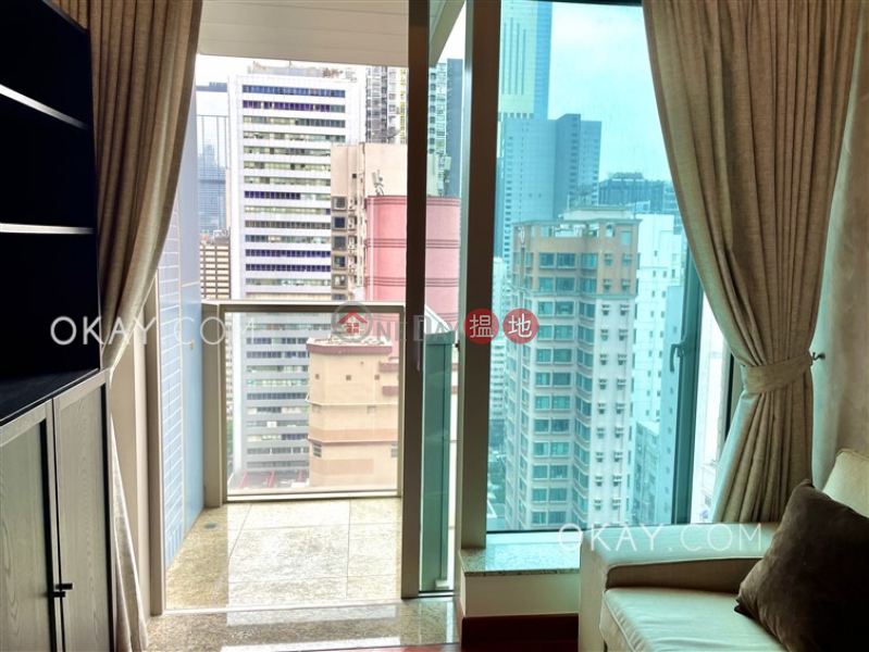 Charming 2 bedroom on high floor with balcony | Rental | The Avenue Tower 1 囍匯 1座 Rental Listings