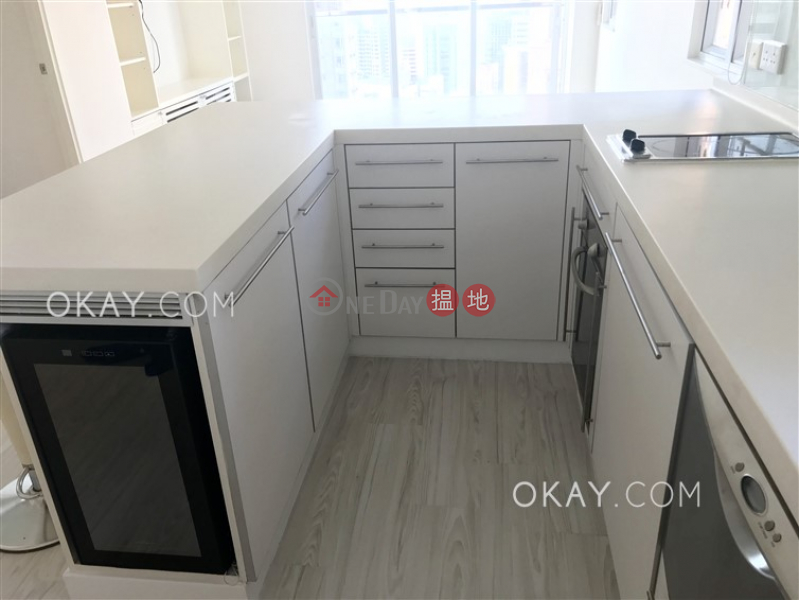 Property Search Hong Kong | OneDay | Residential Rental Listings Practical 1 bed on high floor with harbour views | Rental