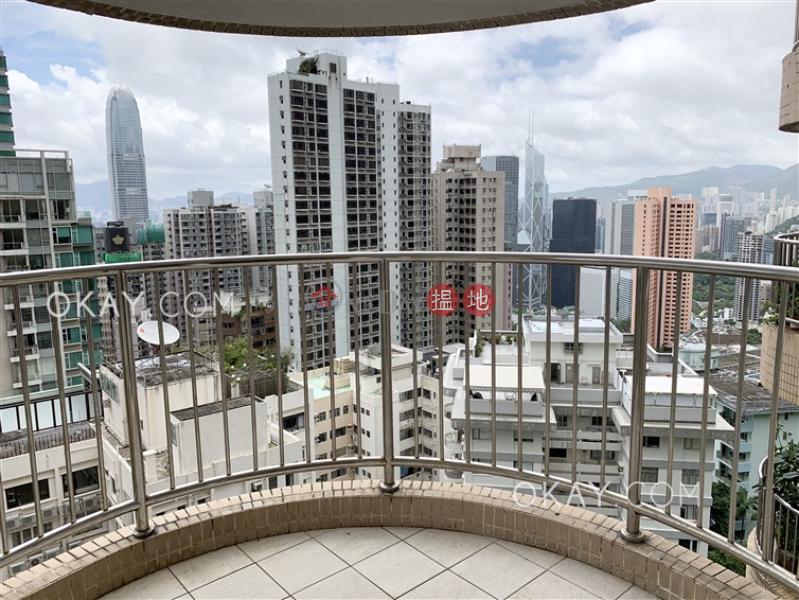 HK$ 75,000/ 月|明珠台|西區-4房2廁,實用率高,連車位,露台《明珠台出租單位》