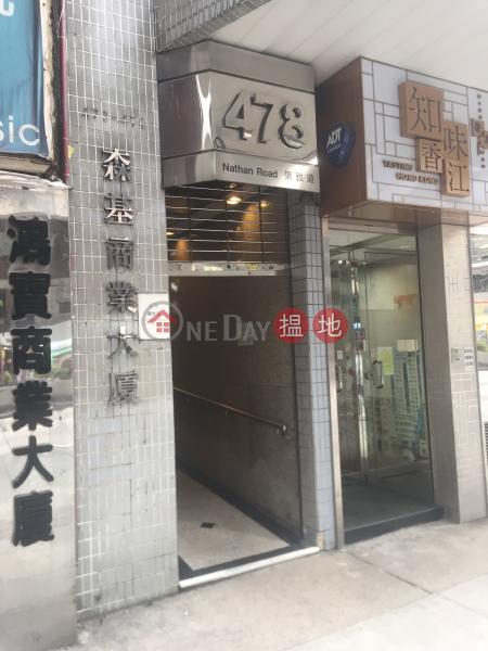 S B Commercial Building (S B Commercial Building) Yau Ma Tei|搵地(OneDay)(1)
