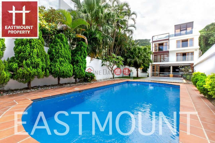 Property For Sale in Tai Hang Hau, Lung Ha Wan / Lobster Bay 龍蝦灣大坑口-Standalone waterfront house, Huge garden | Tai Hang Hau Village 大坑口村 Sales Listings