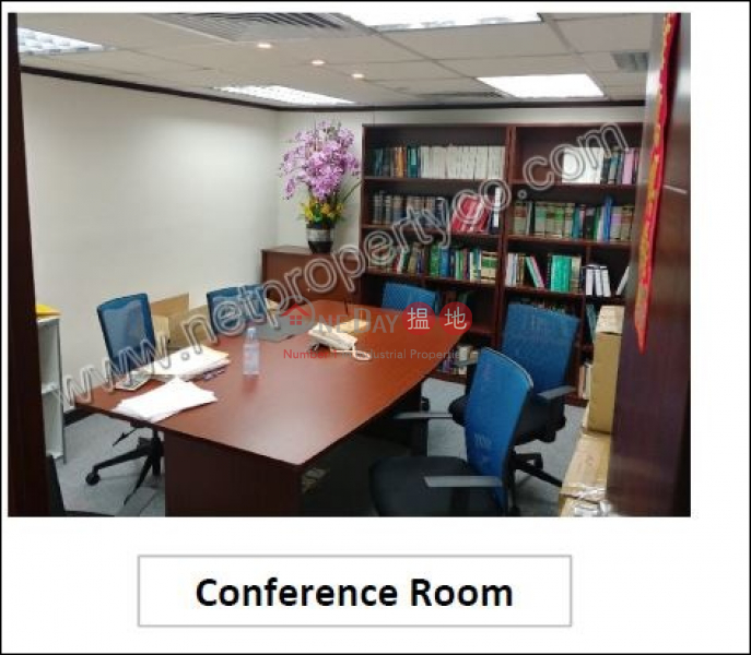 HK$ 47,680/ month | Shanghai Industrial Investment Building Wan Chai District, Wan Chai Office for Rent