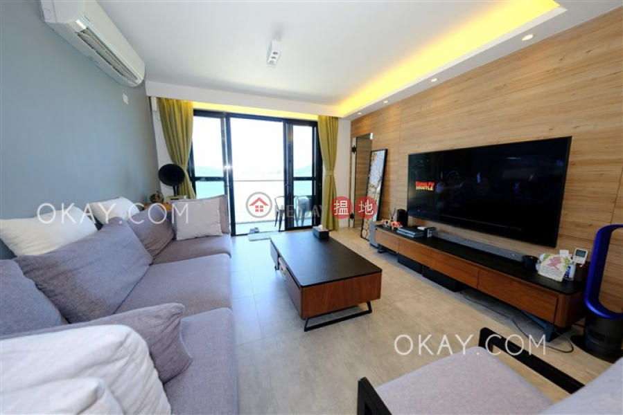 HK$ 49,000/ month Lake Court Sai Kung, Tasteful house with sea views, rooftop & balcony | Rental