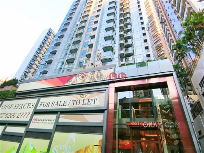 1房1廁,可養寵物,露台《眀徳山出租單位》-38西邊街 | 西區香港出租HK$ 25,000/ 月