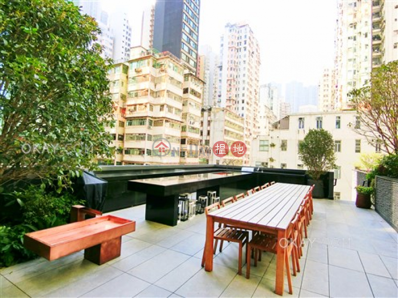 Charming 1 bedroom on high floor with balcony   Rental 321 Des Voeux Road West   Western District, Hong Kong   Rental HK$ 25,000/ month