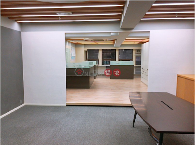 Modern and Spacious Office in TST for rent | Cheung Lee Commercial Building 長利商業大廈 Rental Listings