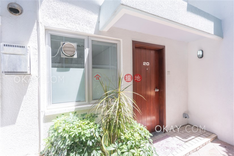 Property Search Hong Kong   OneDay   Residential, Rental Listings Stylish house with balcony & parking   Rental