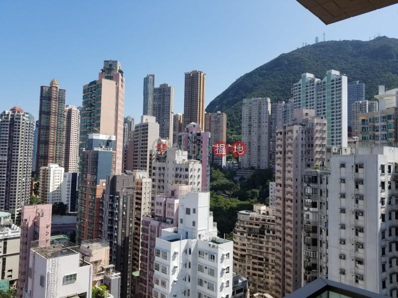 高層2房露台88第三街 | 西區香港出租HK$ 36,800/ 月