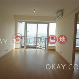 Luxurious 3 bed on high floor with sea views & parking | Rental