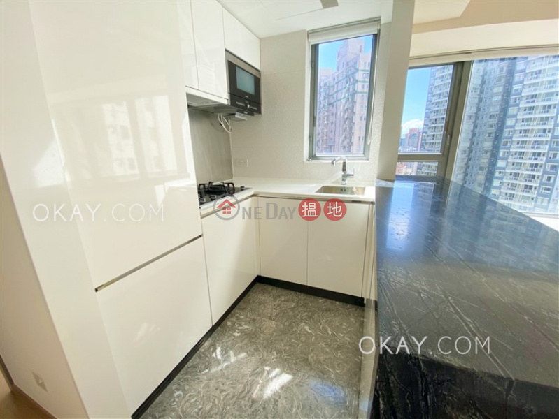 Rare 2 bedroom on high floor with balcony | For Sale | 72 Staunton Street | Central District | Hong Kong, Sales HK$ 12M