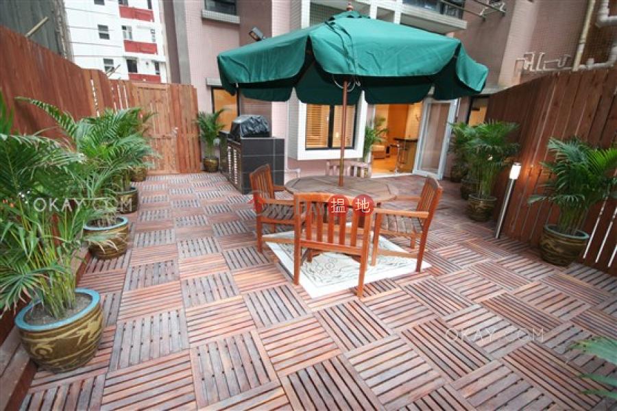 HK$ 25,000/ month Li Chit Garden, Wan Chai District, Generous 1 bedroom with terrace   Rental