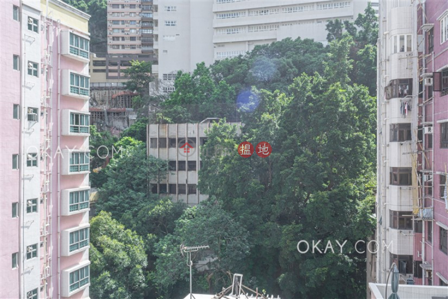 HK$ 26,000/ month The Hillside, Wan Chai District, Popular 1 bedroom on high floor with balcony | Rental