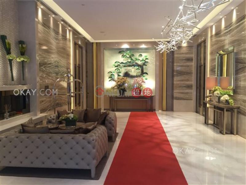 Intimate 1 bedroom with balcony   Rental, Tower 1B Macpherson Place 麥花臣匯1B座 Rental Listings   Yau Tsim Mong (OKAY-R384997)