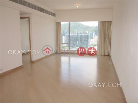 Exquisite 3 bed on high floor with sea views & balcony | Rental|Larvotto(Larvotto)Rental Listings (OKAY-R86661)_0