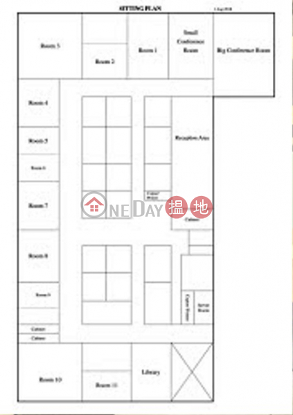 Mid Floor in Public Bank Centre (whole floor) for letting (law firm deco) | Public Bank Centre 大眾銀行中心 Rental Listings