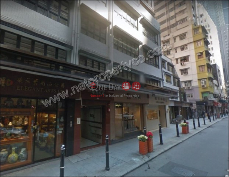 Apartment for Rent with Balcony 70\', 181-199 Hollywood Road | Western District | Hong Kong Rental, HK$ 19,000/ month