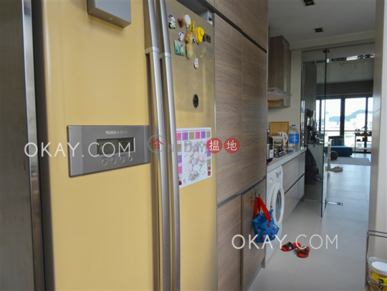 HK$ 78,000/ month | Cavendish Heights Block 3 Wan Chai District Unique 3 bedroom on high floor with balcony & parking | Rental