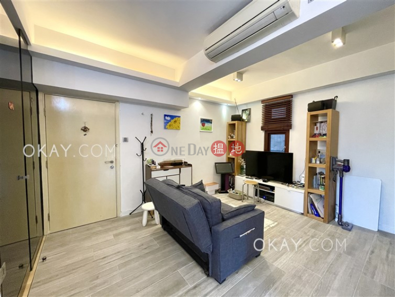 HK$ 980萬麗怡大廈|西區-1房1廁,露台麗怡大廈出售單位