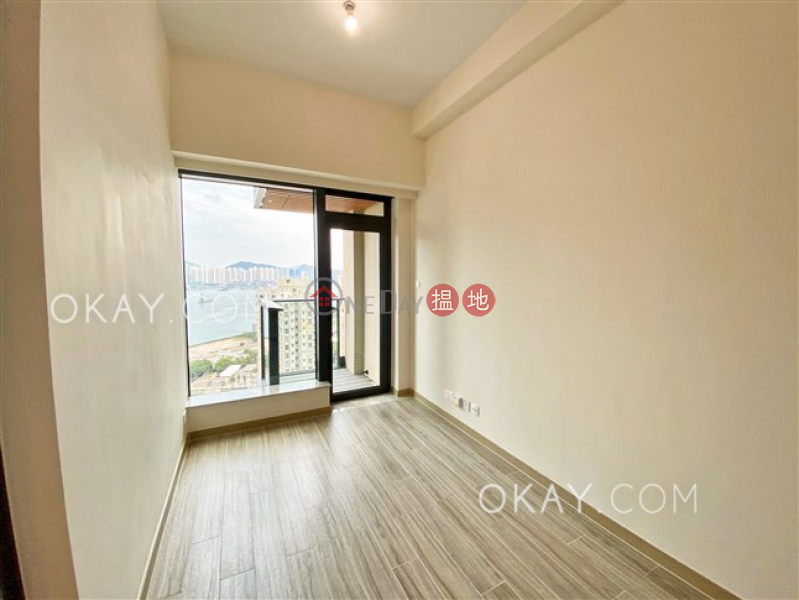 HK$ 8.25M | Novum East, Eastern District | Unique 1 bedroom with sea views & balcony | For Sale