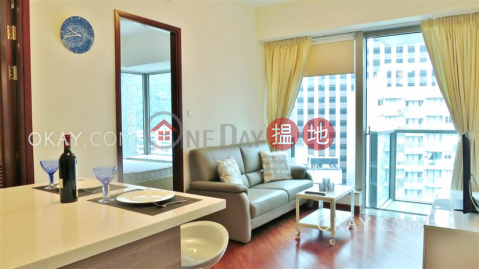 Generous 1 bedroom on high floor with balcony | Rental|The Avenue Tower 1(The Avenue Tower 1)Rental Listings (OKAY-R288808)_0